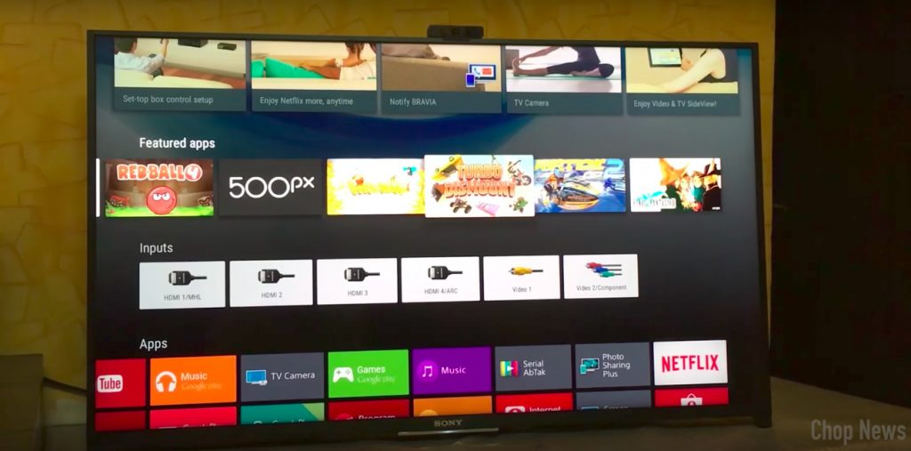 Sony 108 cm (43 inches) Bravia KDL-43W800D Full HD 3D LED Android TV Review