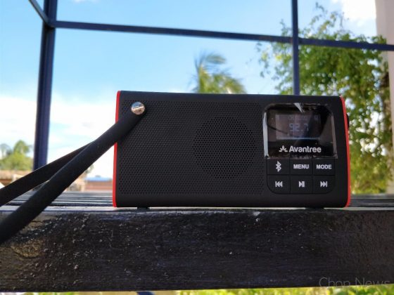 Avantree 3-in-1 Portable FM Radio with Bluetooth Speaker Review