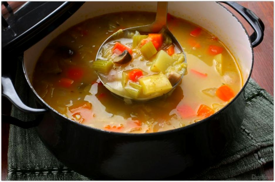 Healthy Vegetable Soup Recipes