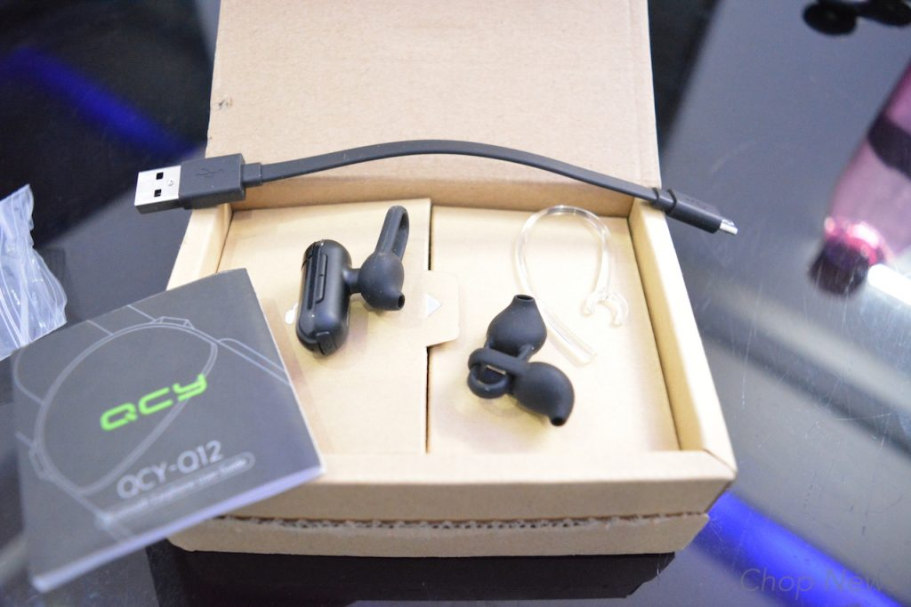 QCY Q12 Mini Wireless Bluetooth Earphone with Mic