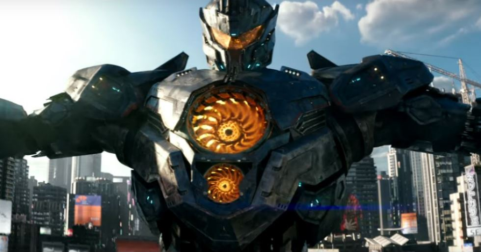 Pacific Rim: Uprising Movie