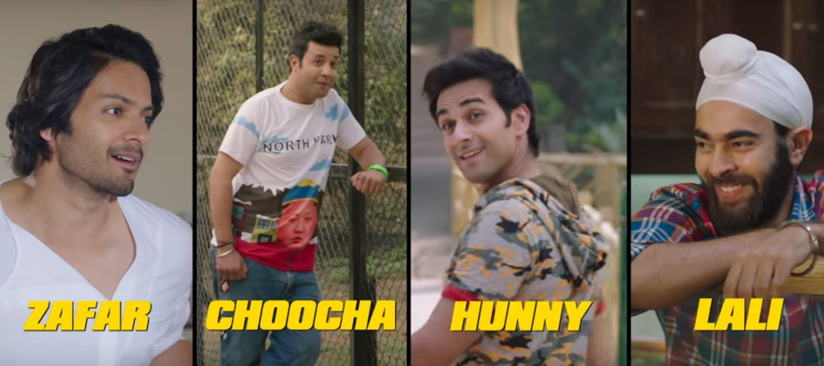 Fukrey Returns Movie