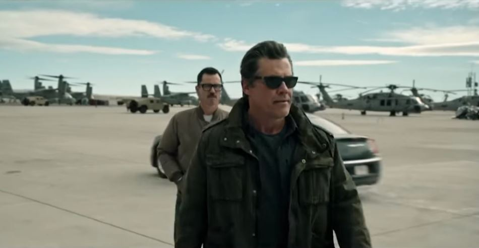 Sicario 2 Solado Movie