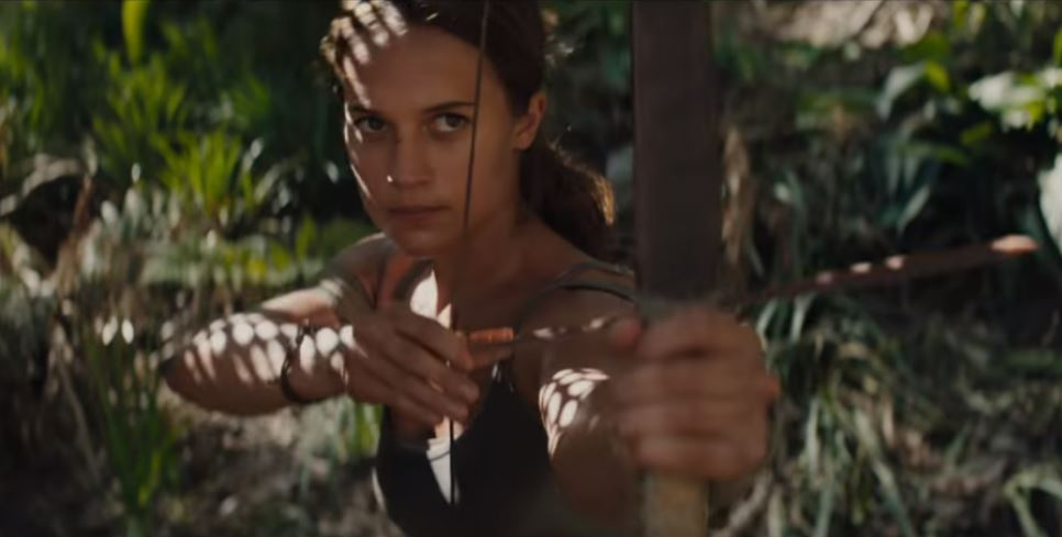 Tomb Raider Movie Cast Crew And Story