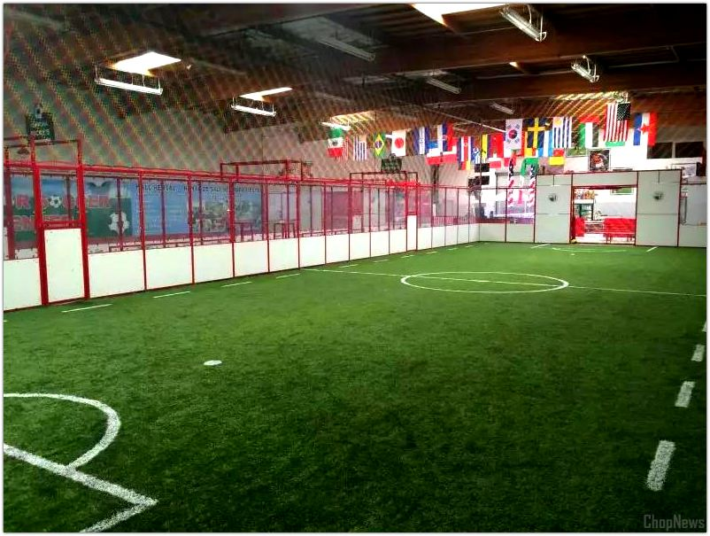 Indoor Sports In The World