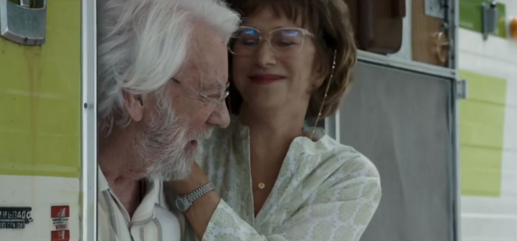 Leisure Seeker Movie
