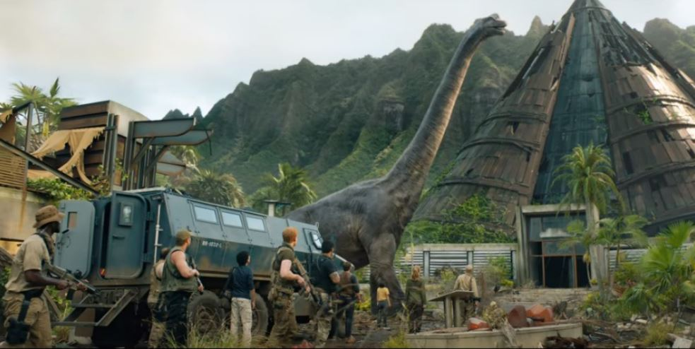 Jurassic World: Fallen Kingdom Movie