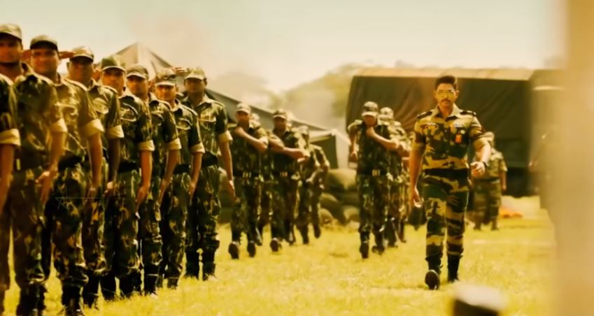 Naa Peru Surya Movie