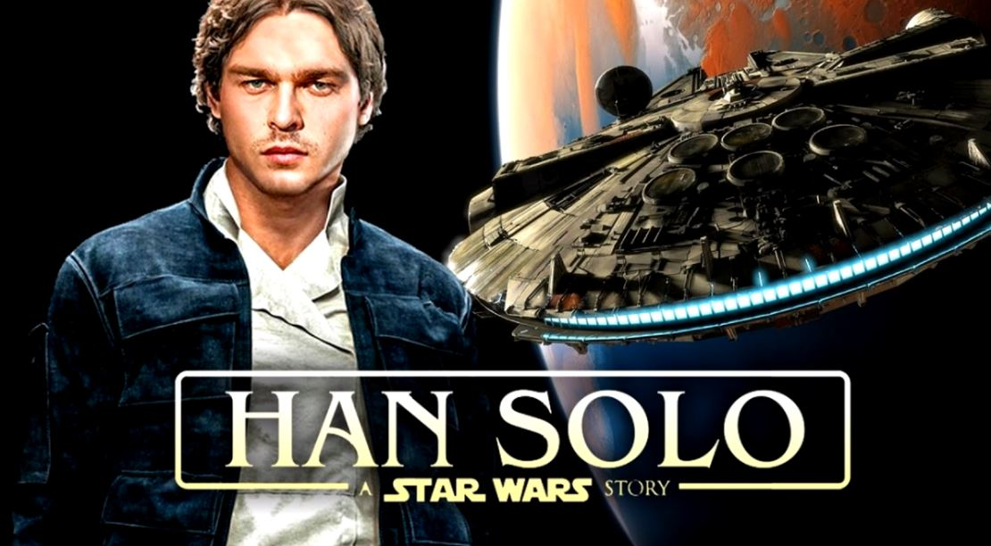 Solo A Star Wars Story Movie