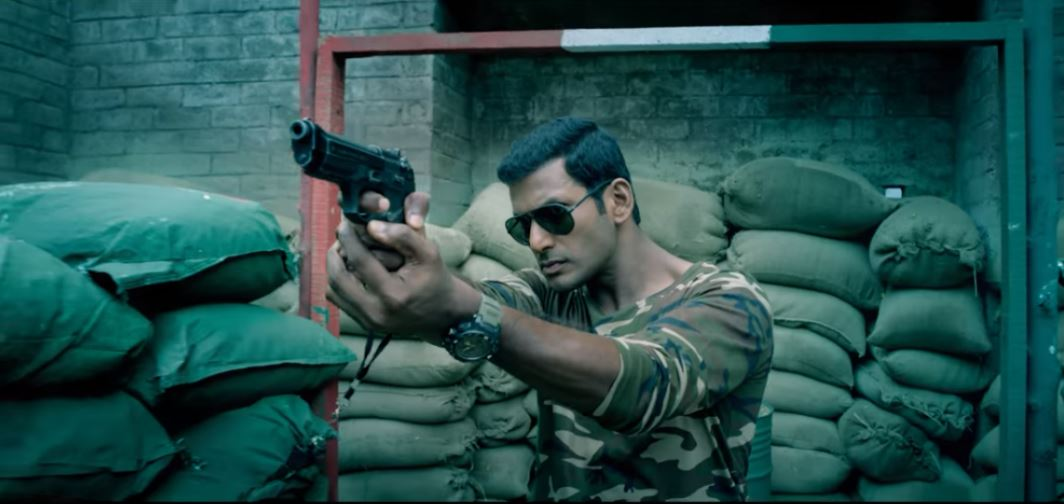 Irumbu Thirai Movie