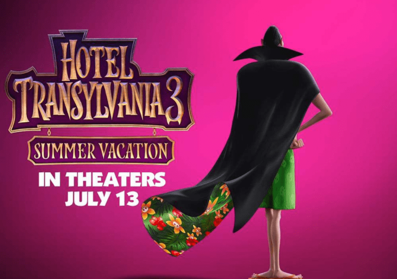 Hotel Transylvania 3 Summer Vacation Movie Cast Crew And Story
