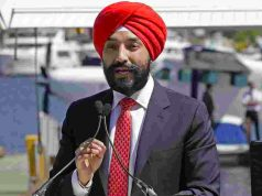 Canada Sikh Minister
