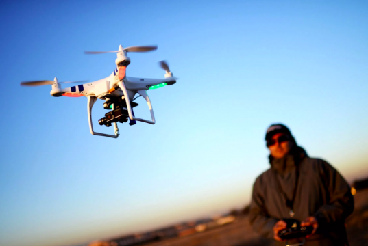 A Beginner's Safety Guide for Flying a Drone