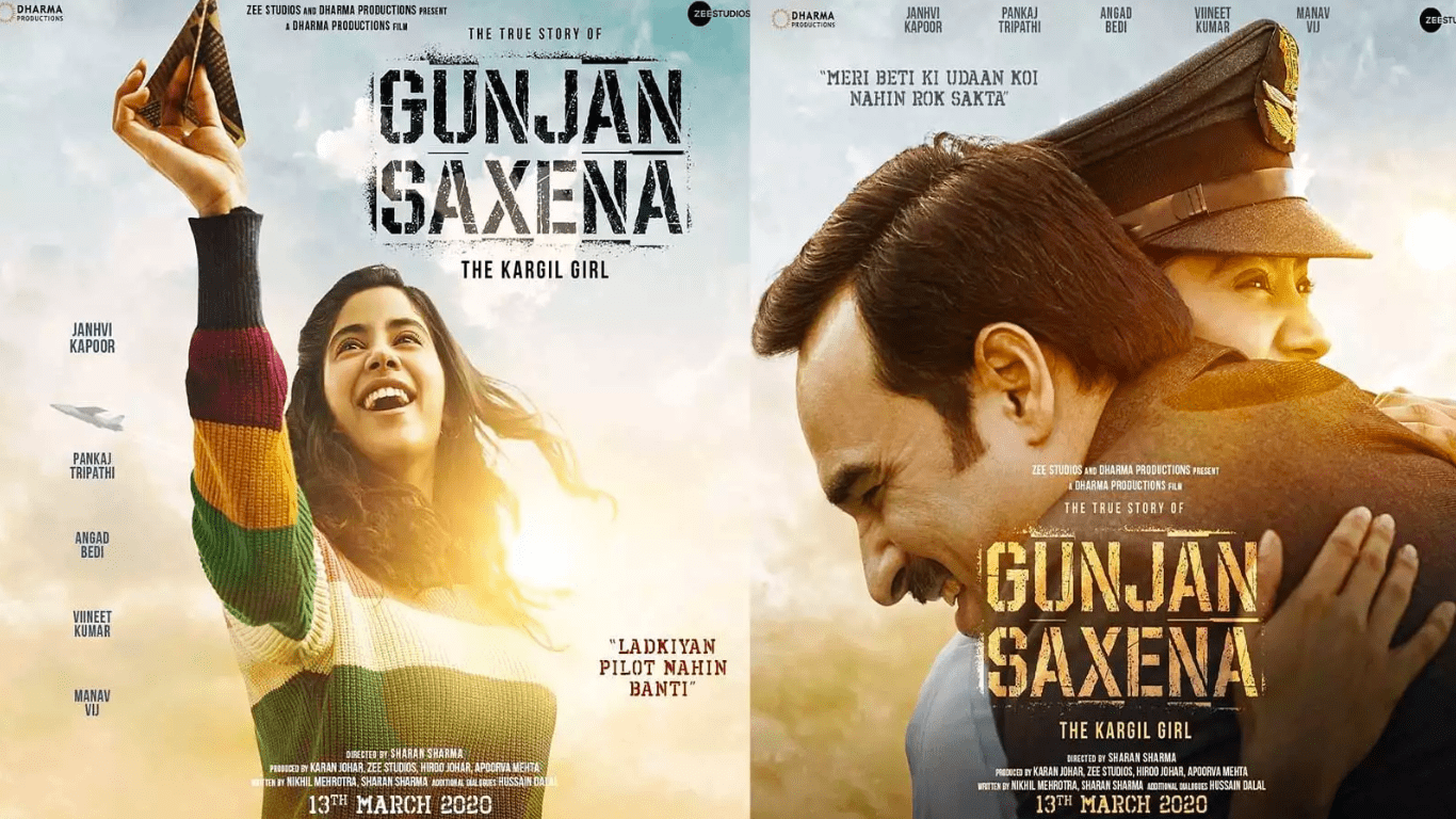 Gunjan Saxena Movie Box Office Collection Hit Or Flop