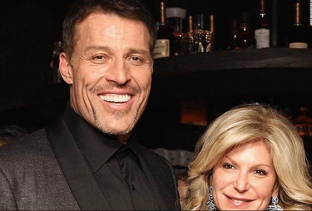 Becky Robbins Jenkins Bio – Tony Robbins Ex Wife