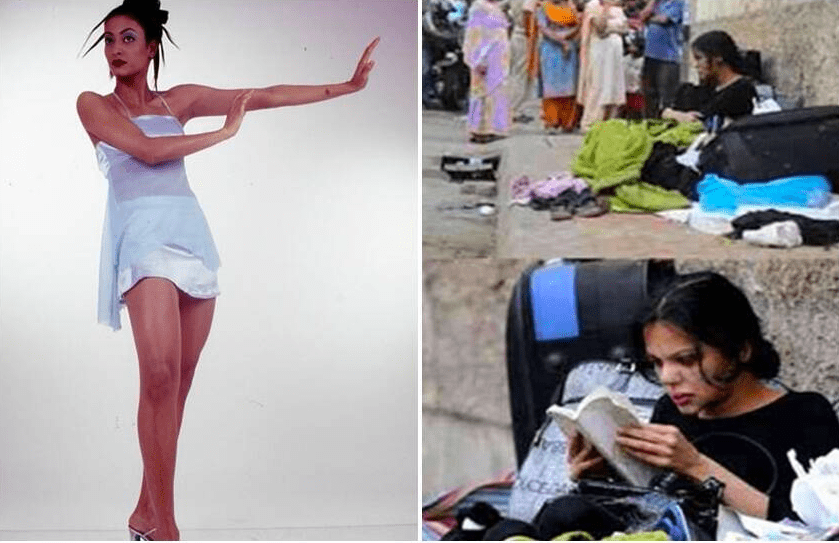 Story Of A Model Geetanjali Nagpal From Ramp To A Beggar Chop News She was later rescued and taken under the care of the delhi commission. story of a model geetanjali nagpal from