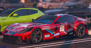 Car in Grand Theft Auto 5
