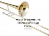What is Trombone Its Meaning and Types