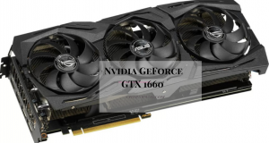 Super review of Nvidia GeForce GTX 1660