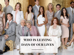 who is leaving days of our lives